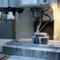 Centro De Mecanizado CNC Trabajando
