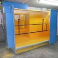Cabina Aplicacion Pintura En Polvo